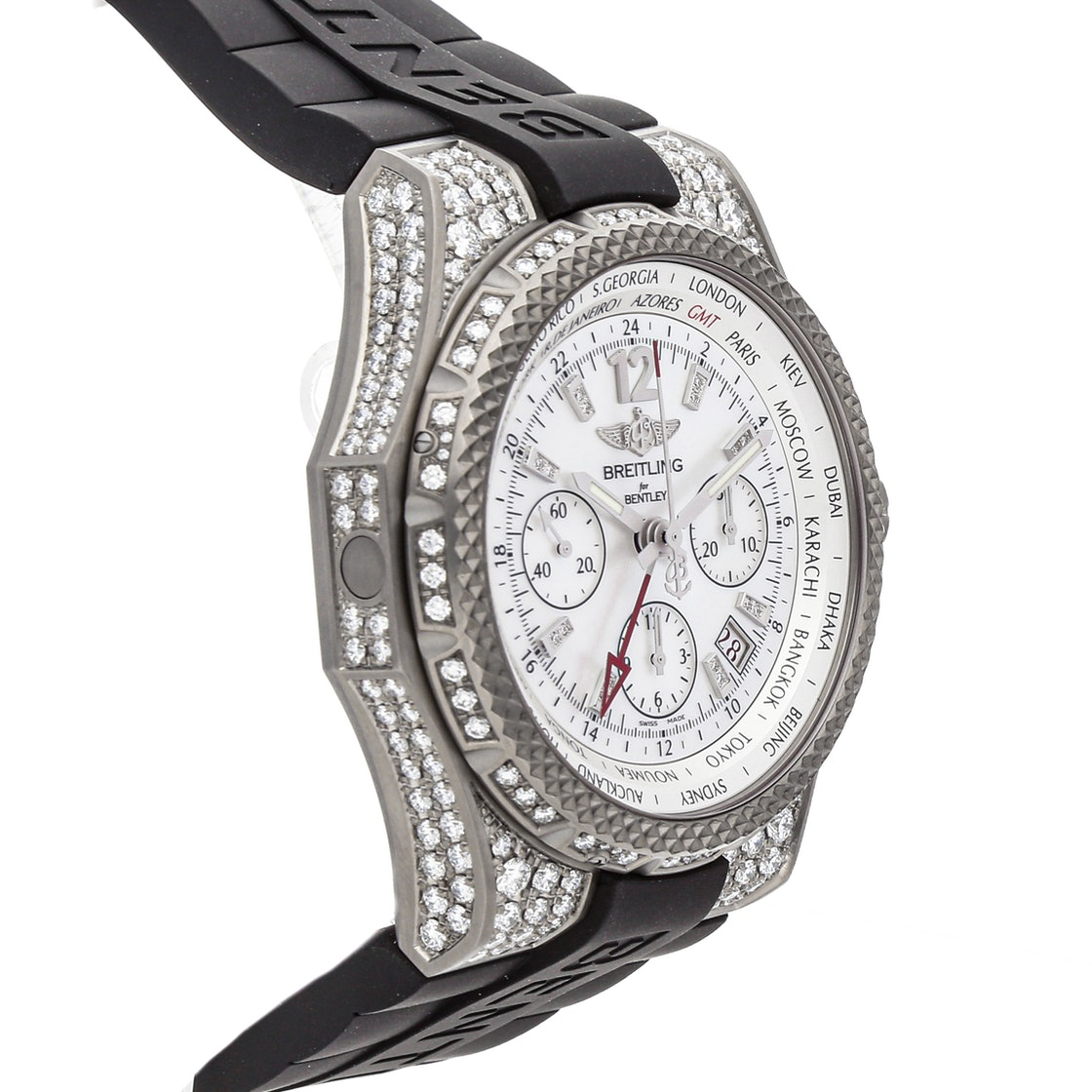 Breitling Bentley GMT Light Body EB043363/A783