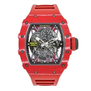Richard Mille RM35-02 Red TPT RM35-02