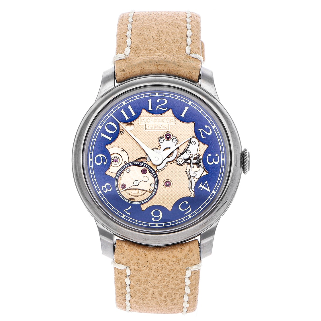 "F.P. Journe Chronometre Bleu ""Byblos"" Limited Edition CHR BLEU BYBLOS"