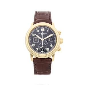 Blancpain Leman Flyback Chronograph 2185F-1430-63