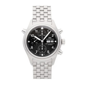 IWC Pilot's Watch Doppelchronograph IW3713-19