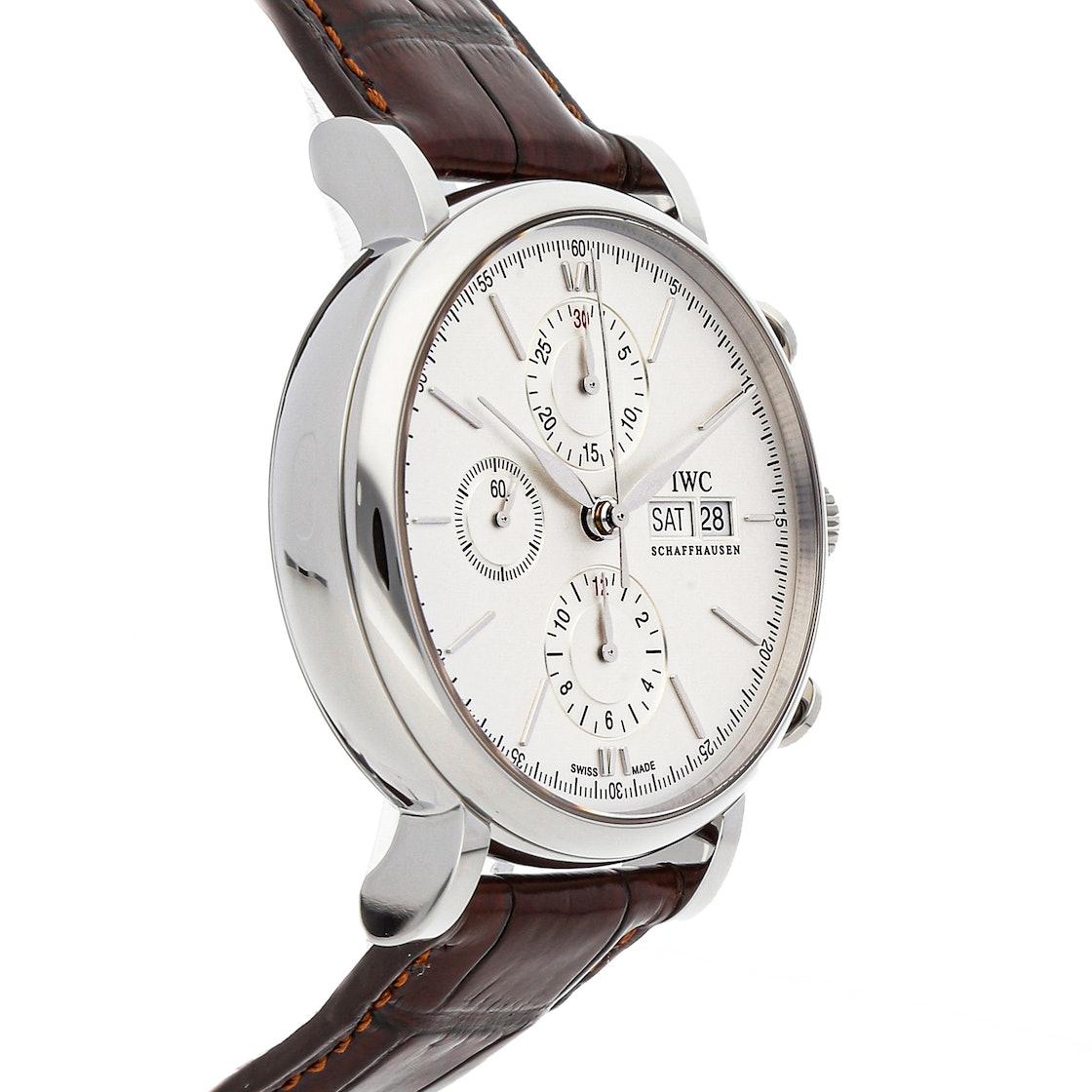 IWC Portofino Chronograph IW3910-27