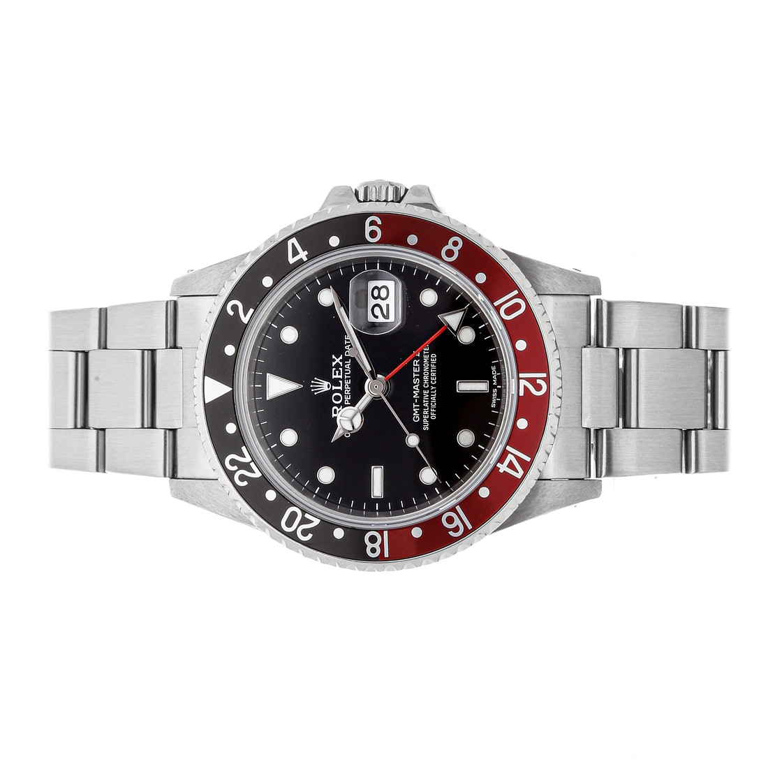 "Rolex GMT Master II ""Coke"" 16760"