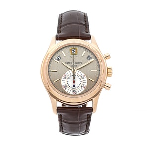 Patek Philippe Complications Annual Calendar Chronograph 5960R-001