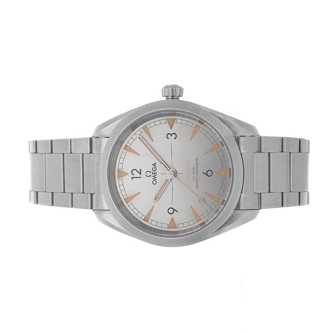 Omega Seamaster Railmaster Co-Axial Master Chronometer 220.10.40.20.06.001