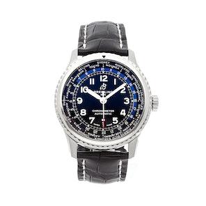 Breitling Aviator 8 B35 Unitime 43 AB3521U41B1P2