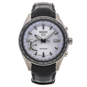 Seiko Astron GPS Solar World Time SSE093