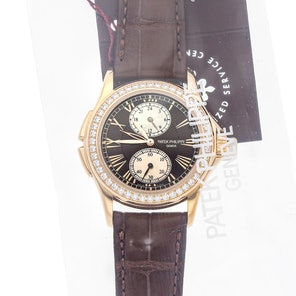 Patek Philippe Complications Calatrava Travel Time 4934R-001