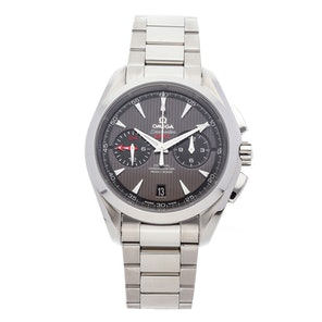 Omega Seamaster Aqua Terra 150m GMT Chronograph 231.10.43.52.06.001