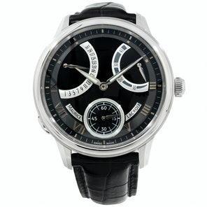 Maurice Lacroix Masterpiece Calendrier Retrograde MP7268-SS001-310