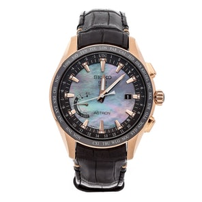 Seiko Astron GPS Solar World Time Novak Djokovic Limited Edition SSE105