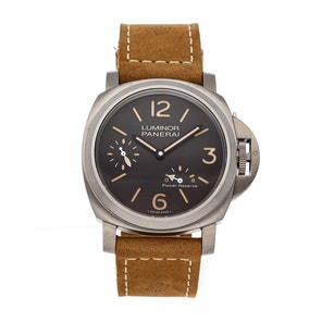 Panerai Luminor 8-Days Power Reserve PAM 797