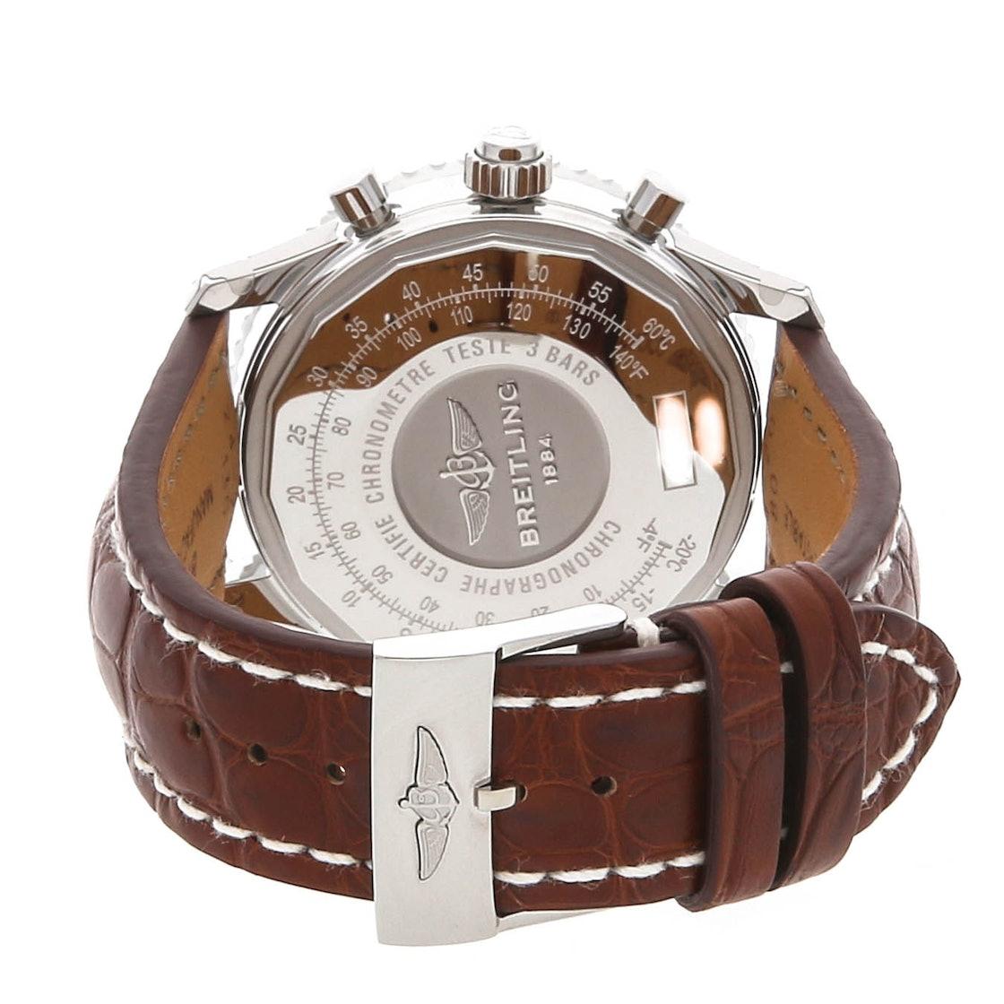 Breitling Navitimer 1 B03 Chronograph Rattrapante 45 AB031021/Q615