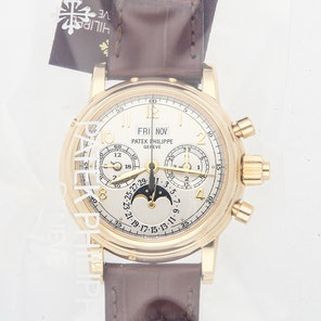 Patek Philippe Grand Complications Perpetual Calendar Split Seconds Chronograph 5004J-012