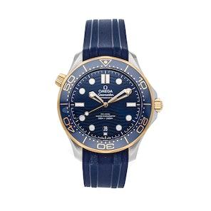 Omega Seamaster Diver 300m 210.22.42.20.03.001