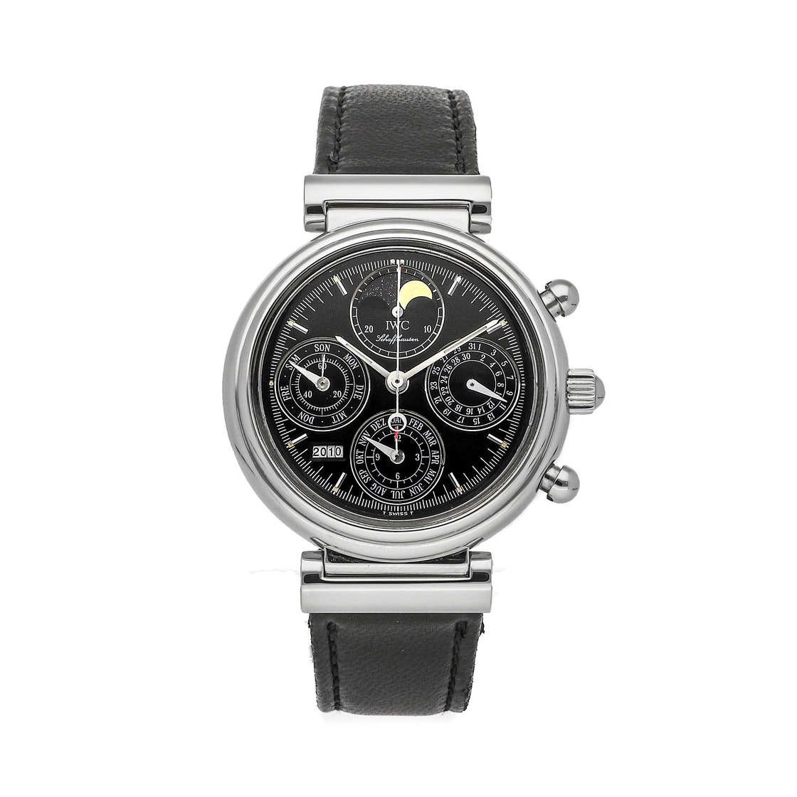 IWC Da Vinci Perpetual Calendar Chronograph 3750-28