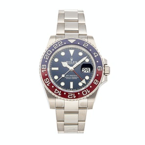 """Rolex GMT-Master II """"Pepsi"""" 126719BLRO"""