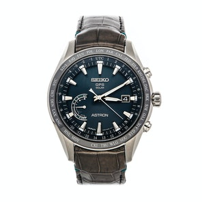 Seiko Astron GPS Solar World Time SSE115