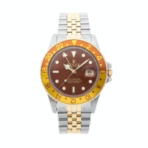 "Rolex GMT Master ""Rootbeer"" 16753"