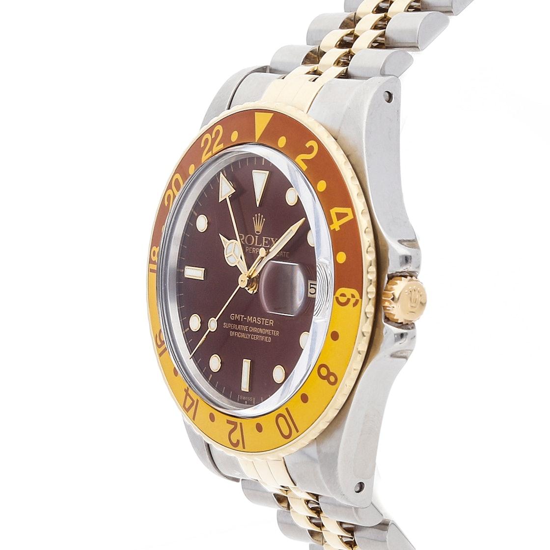 "Rolex GMT Master ""Rootbeer"" 16753"