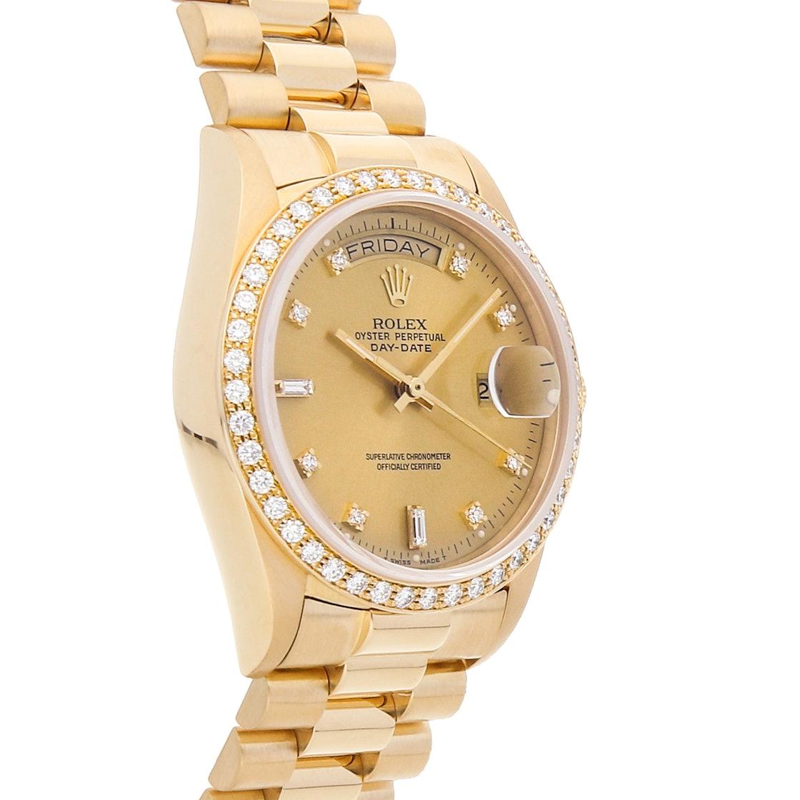 Rolex Day-Date 18048