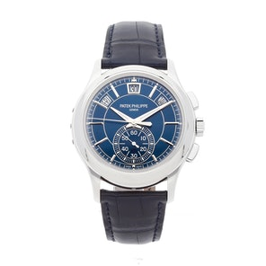 Patek Philippe Complications Annual Calendar Flyback Chronograph 5905P-001