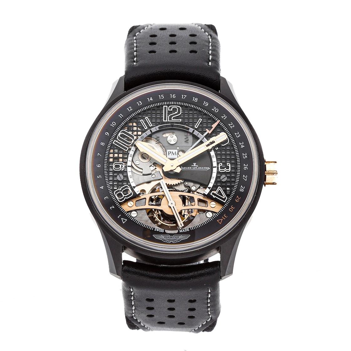 Jaeger-LeCoultre AMVOX3 Tourbillion GMT Limited Edition Q193C450