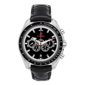 Omega Olympic Collection Broad Arrow Chronograph 321.33.44.52.01.001