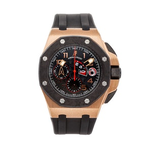 "Audemars Piguet Royal Oak Offshore ""Team Alinghi"" Chronograph Limited Edition 26062OR.OO.A002CA.01"