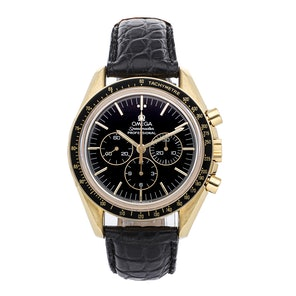 Omega Speedmaster Professional Moonwatch Apollo-Soyuz 20th Anniversary Limited Edition 3691.50