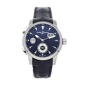 Ulysse Nardin Classic Dual Time Limited Edition 3343-126LE/93