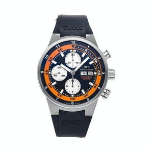 "IWC Aquatimer Chronograph ""Cousteau Divers"" Limited Edition IW3781-01"