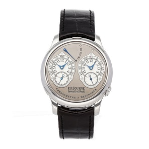 F.P. Journe Chronometre a Resonance Souverain PT RESONANCE 40