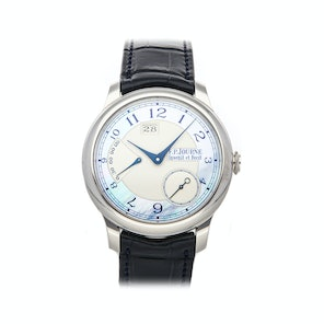F.P. Journe Octa Automatique Reserve Nacre Boutique Edition AR PT 40 MOP B
