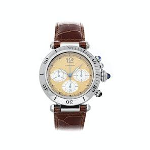 Cartier Pasha de Cartier Chronograph W3100355