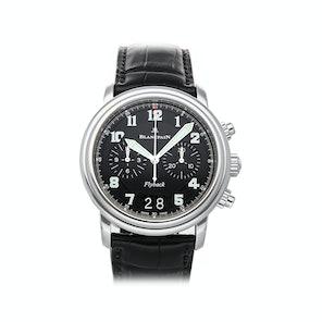 Blancpain Leman Chronographe Flyback Grande Date 2885F-1130-53B