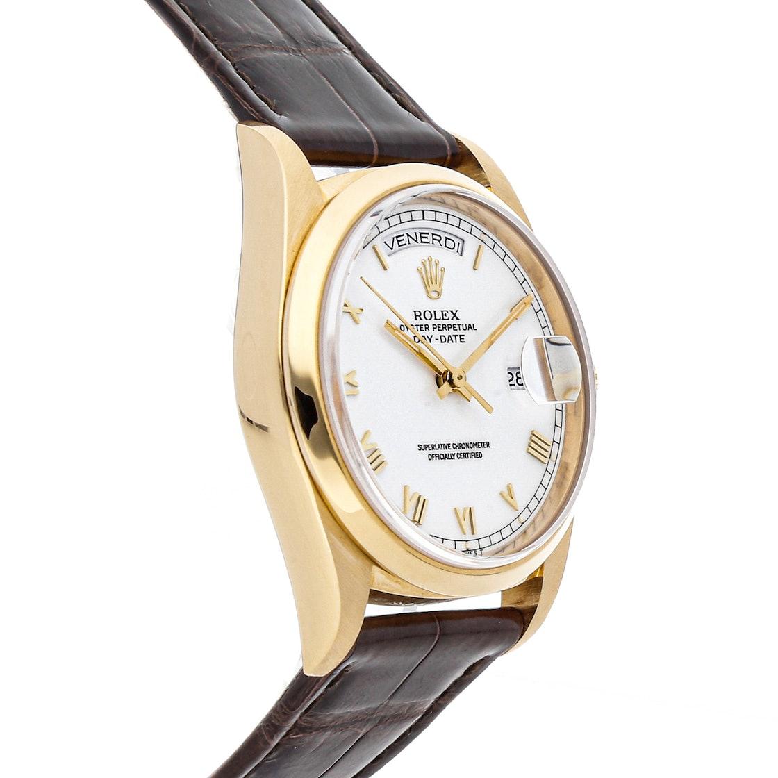 Rolex Day-Date 18208