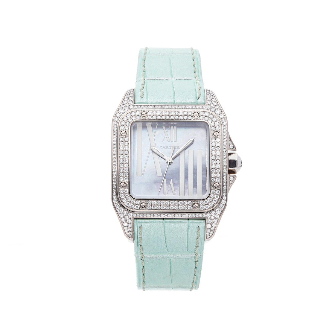 Cartier Santos 100 WM503251
