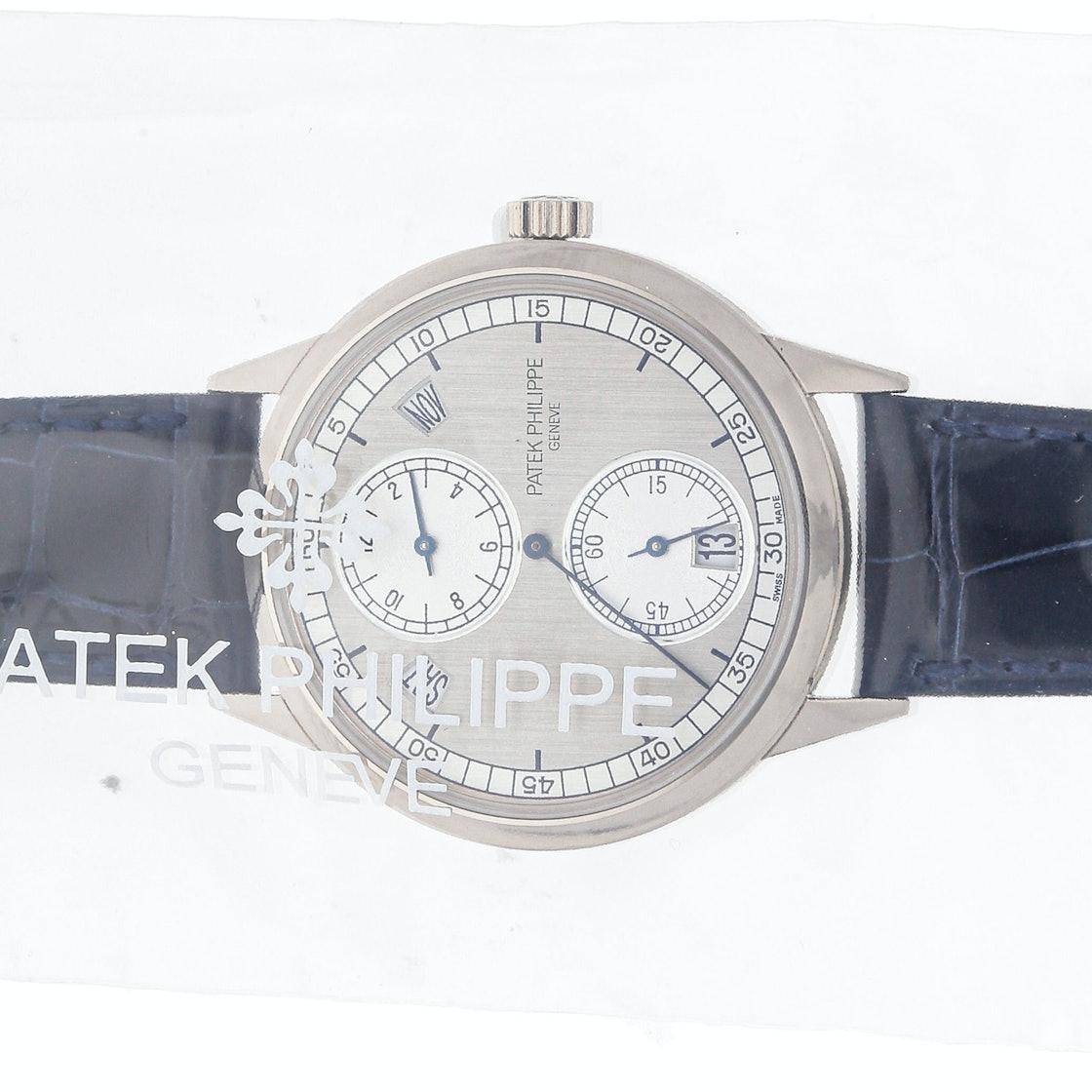 Patek Philippe Complications Annual Calendar Regulator 5235G-001