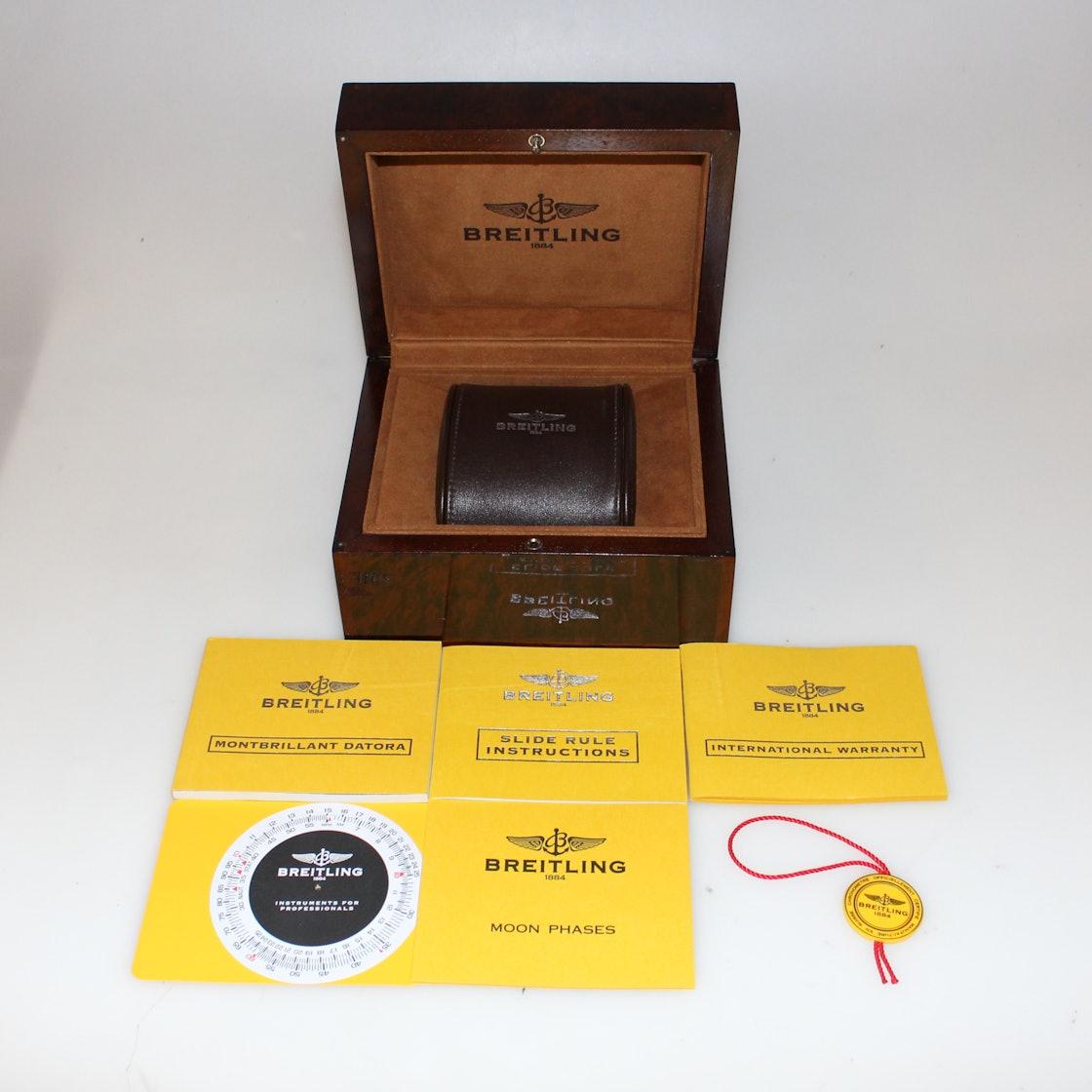 Breitling Montbrillant Datora Limited Edition R2133012/G624