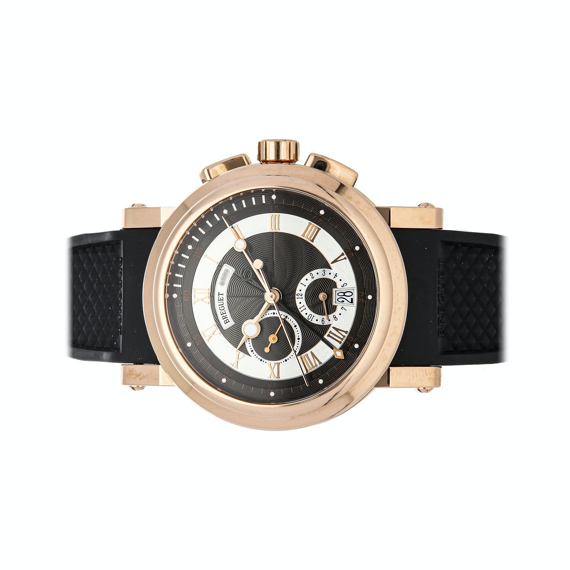 Breguet Marine Chronograph 5827BR/Z2/5ZU