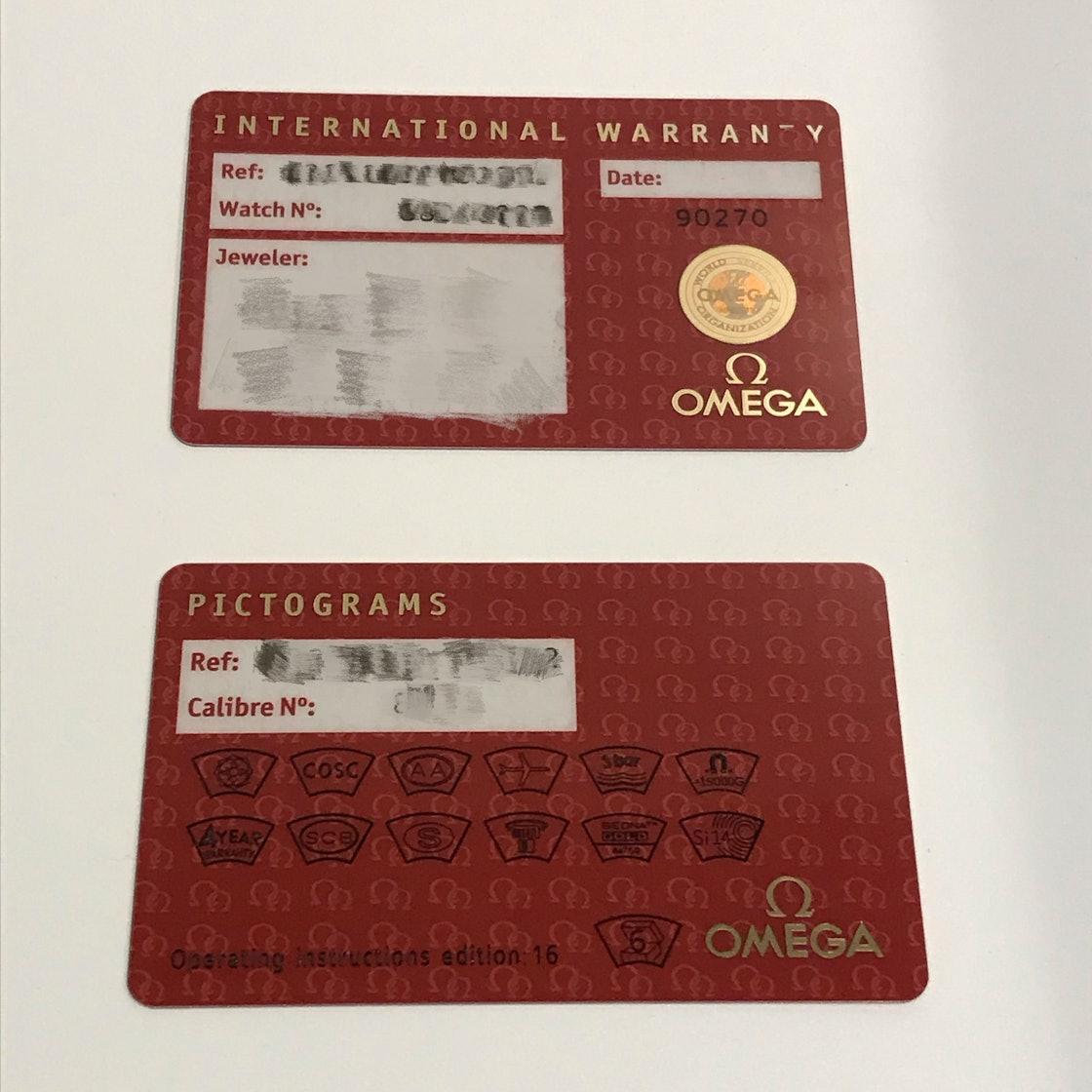 Omega Deville Tresor 432.53.40.21.02.002