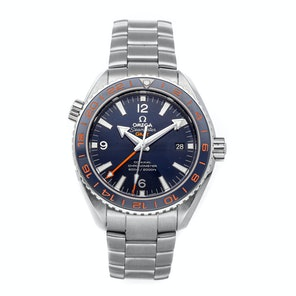 "Omega Seamaster Planet Ocean 600m Co-Axial GMT ""Good Planet"" 232.30.44.22.03.001"