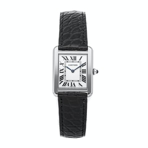 Cartier Tank Solo Small Model W5200005