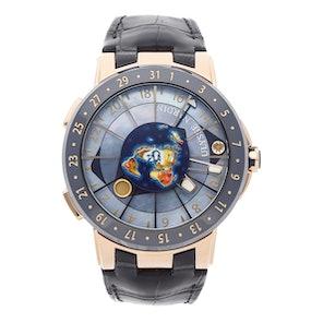 Ulysse Nardin Executive Moonstruck Worldtimer Limited Edition 1062-113
