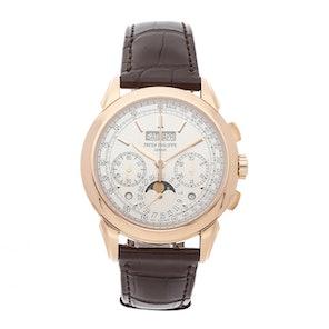 Patek Philippe Grand Complications Perpetual Calendar Chronograph 5270R-001