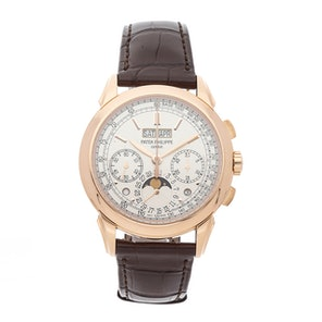 Patek Philippe Grand Complications Perpetual Calendar Chronograph 5270R-001