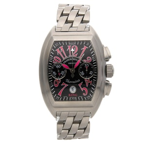 Franck Muller Conquistador King Taomina Limited Edition 8005 CC KING