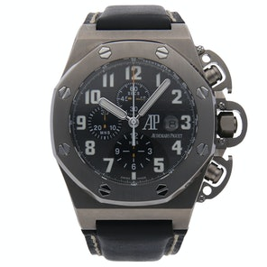 Audemars Piguet 'T3' Royal Oak Offshore Chronograph Limited Edition 25863TI.OO.A001CU.01