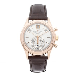 Patek Philippe Complications Annual Calendar Chronograph 5960R-011